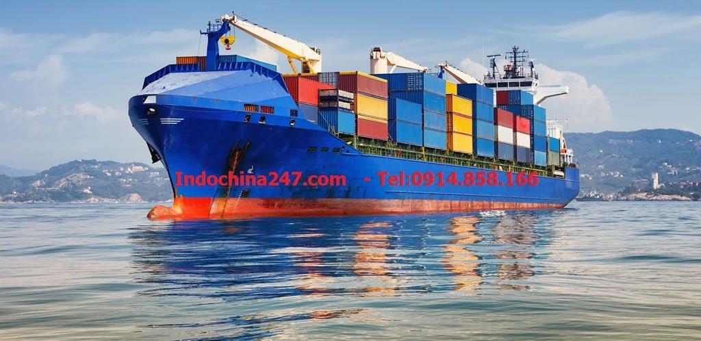 Vận chuyển đường biển LCLship gửi Ðiện thoại các loại linh kiện Hải Phòng Tokyo Nhật Bản