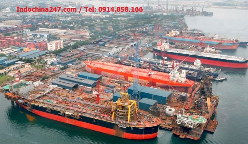 Dịch vụ vận chuyển đường biển ship gửi Thủy tinh và các sản phẩm từ thủy tinh Hải Phòng Tokyo, Nhật Bản
