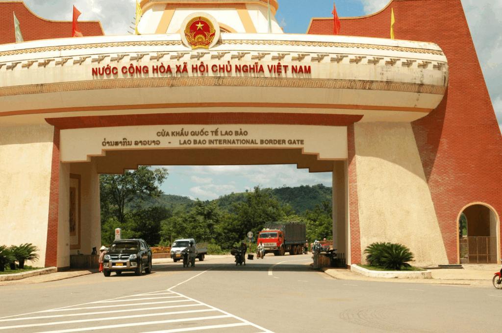 Chuyển hàng từ Hải Phòng sang Lào