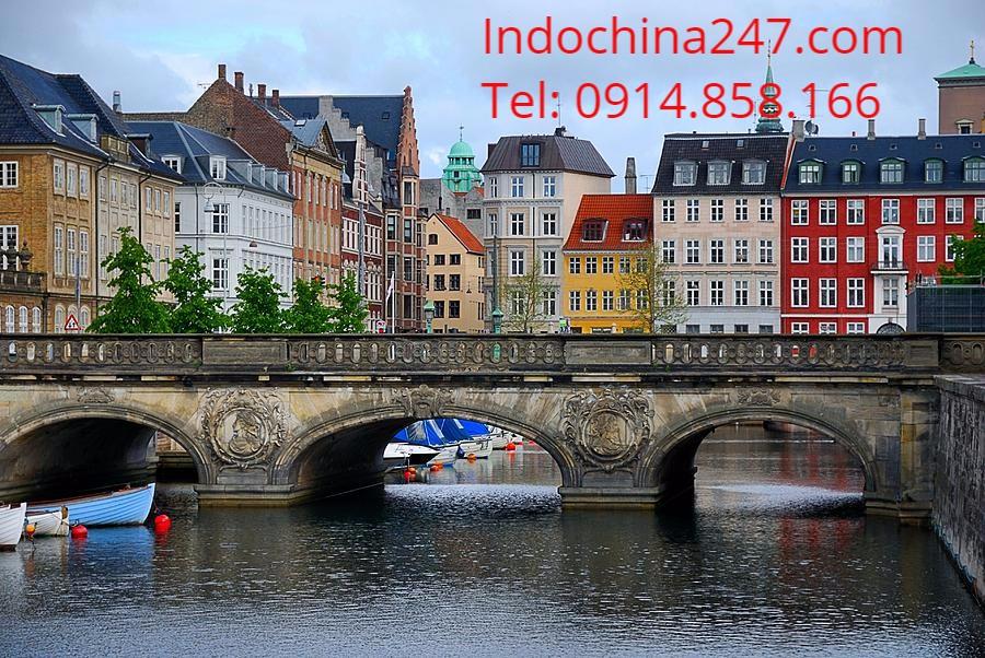 Dịch vụ vận chuyển ship gửi hàng lẻ đường biển đi Đan Mạch giá rẻ - Indochina247