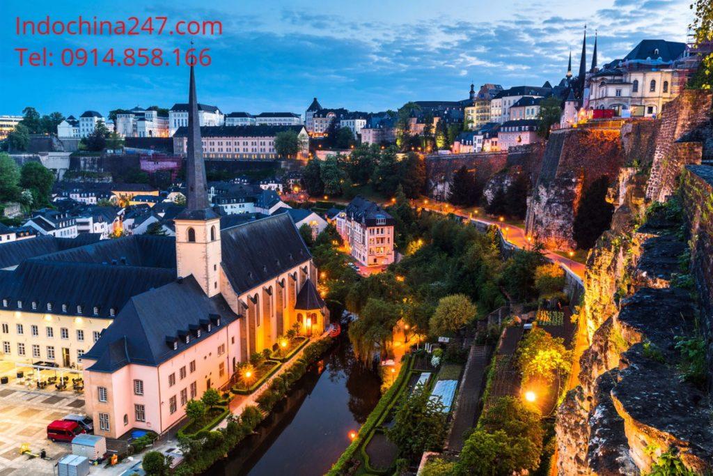 Dịch vụ vận chuyển ship gửi hàng lẻ đường biển đi Luxembourg giá rẻ
