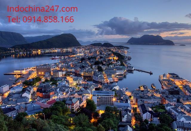Dịch vụ vận chuyển ship gửi hàng lẻ đường biển giá rẻ đi Na Uy-Indochina247