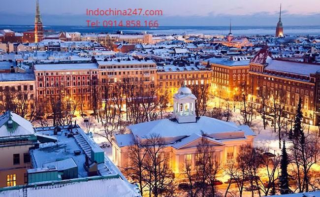 Dịch vụ vận chuyển ship gửi hàng lẻ đường biển giá rẻđi Phần Lan-Indochina247