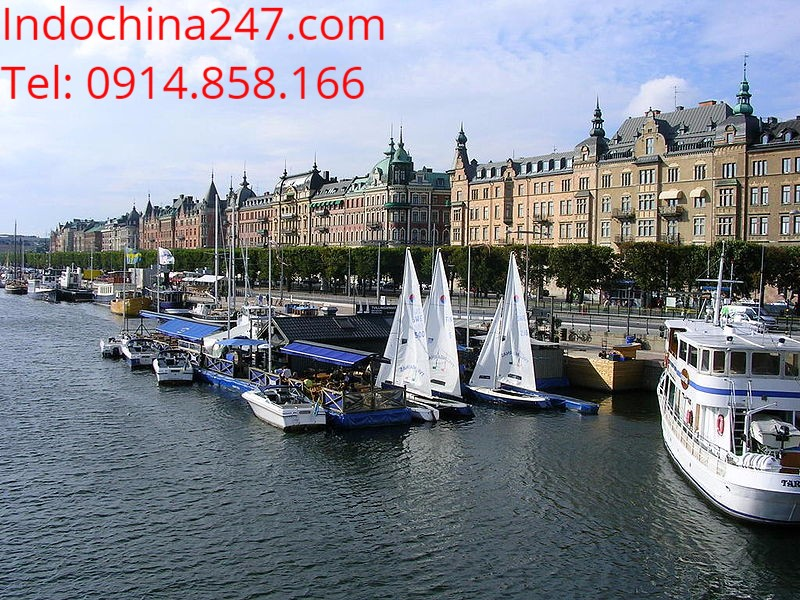 Dịch vụ vận chuyển ship gửi hàng lẻ đường biển đi Thuỵ Điển giá rẻ