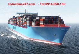 vận chuyển đường biển giá rẻ từ Hải Phòng đến Fukuoka Nhật Bản