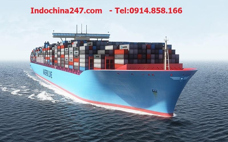Vận chuyển đường biển hàng lẻ từ Hải Phòng đi Tokyo Nhật Bản