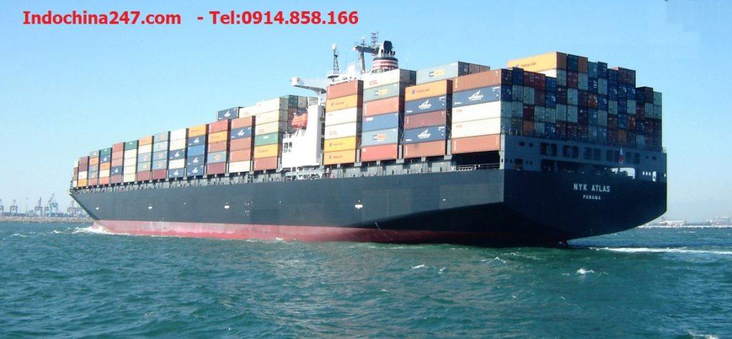 dịch vụ vận chuyển đường biển giá rẻ đi Pháp