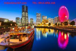 vận chuyển đường biển giá rẻ từ Hải Phòng đi Yokohama Nhật Bản