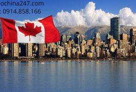 Vận chuyển hàng không từ Canada về Việt Nam