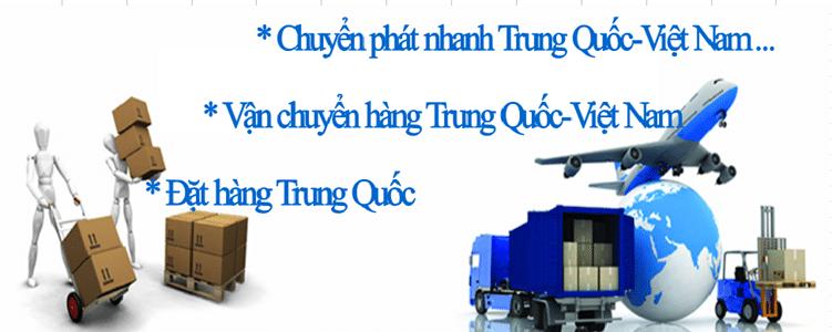 Dịch vụ vận chuyển ship gửihàng đi Trung Quốc giá rẻ