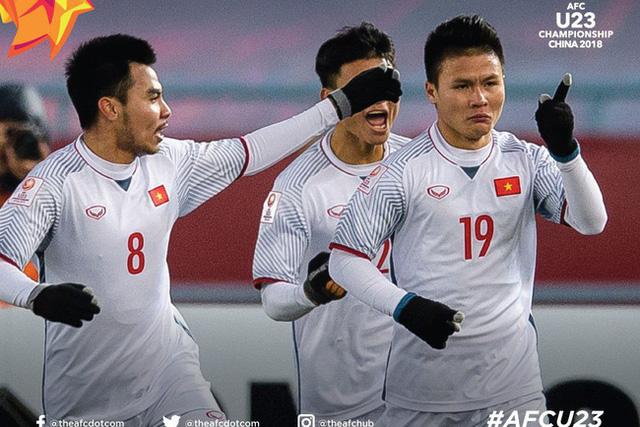 Casper Electric Thái Lan đồng hành cùng U23 Việt Nam trong trận chung kết U23 Châu Á
