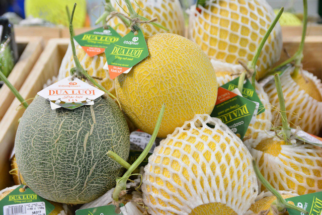 Độc đáo thực phẩm an toàn Hội chợ xanh giữa lòng Sài Gòn