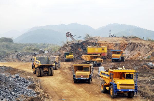 """Công khai 8 dự án khai thác khoáng sản """"dính"""" sai phạm ở Lào Cai"""