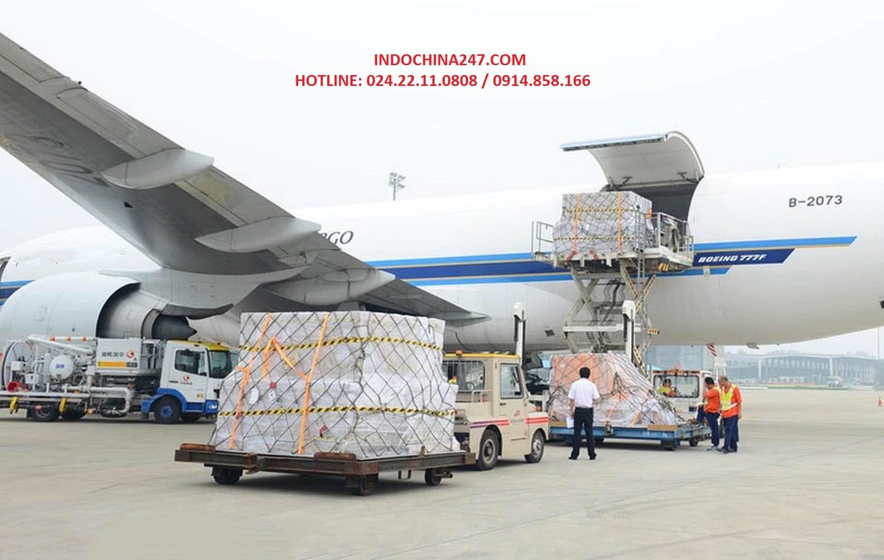 Dịch vụ ship gửi hàng hóa từ California Mỹ về Bắc Giang