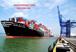 dịch vụ vận chuyển hàng lẻ bánh kẹo từ Incheon, Hàn Quốc về Hải Phòng, Việt Nam