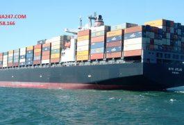 Dịch vụ vận chuyển mũ khăn mạng đội đầu và các bộ phận của các sản phẩm trên từ Mỹ về Việt Nam