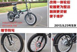 Order xe đạp điện taobao, 1688 và vận chuyển từ Trung Quốc về Việt Nam tại Indochina247