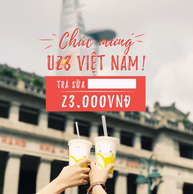 Người có tên giống cầu thủ U23 Việt Nam được giảm 50% khi mua đồ