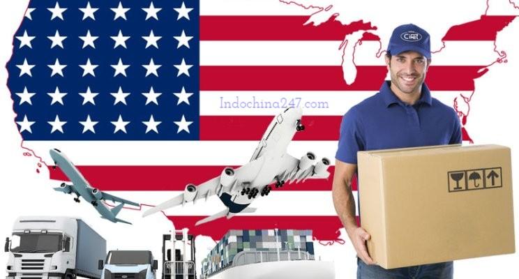 Chuyển phát nhanh mua hộ hàng xách tay quần áo từ Mỹ về Việt Nam