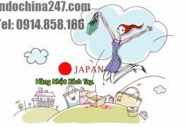 Dịch vụ vận chuyển hàng hóa từ Nhật Bản về Thái Nguyên giá rẻ, an toàn