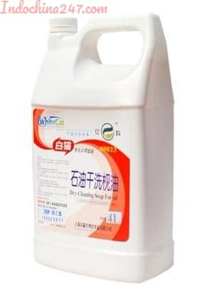 Nước giặt phụ trợ hydrocarbon detergent agent
