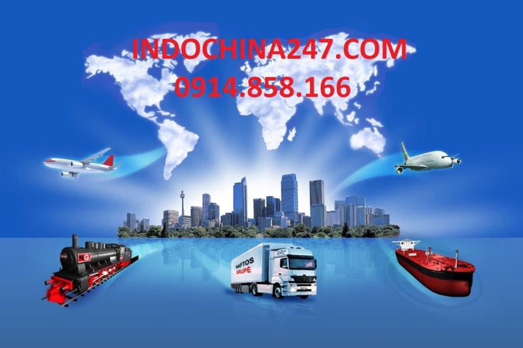 Dịch vụ vận chuyển hàng lẻ LCL mỹ phẩm từ Tokyo, Nhật Bản về Hải Phòng