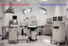 Dịch vụ vận chuyển thiết bị chẩn đoán hình ảnh dùng trong y tế.