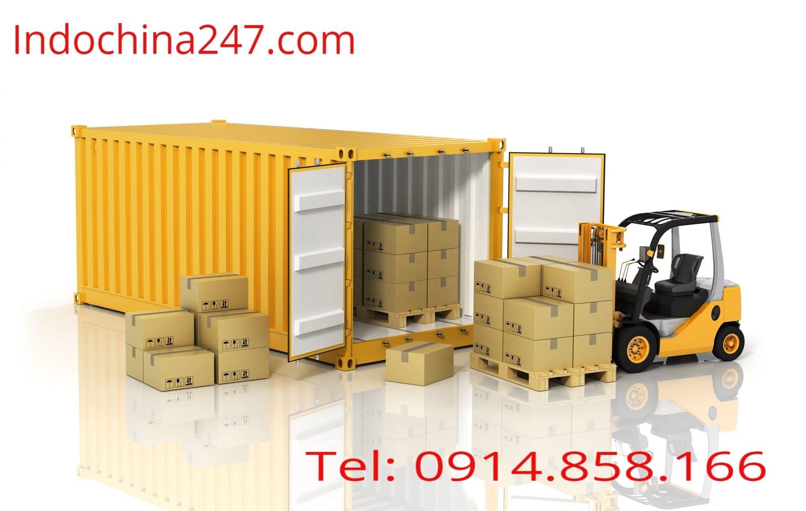 Dịch vụvận chuyển hàng từ Úc về Việt Nam của Indochina247