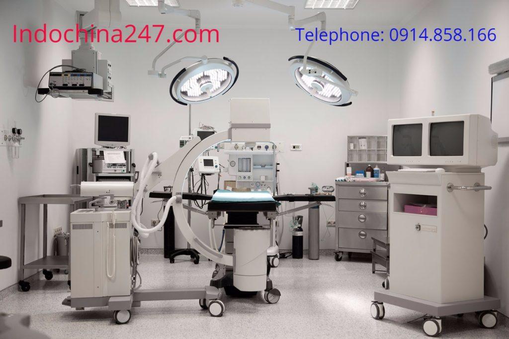 Dịch vụ vận chuyển thiết bị chẩn đoán hình ảnh dùng trong y tế từ Nhật Bản, Hàn Quốc về Đà Nẵng