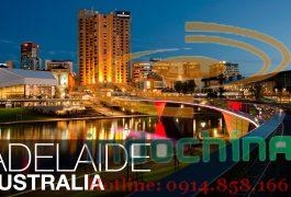 Chuyển phát nhanh từ Alaide về Việt Nam