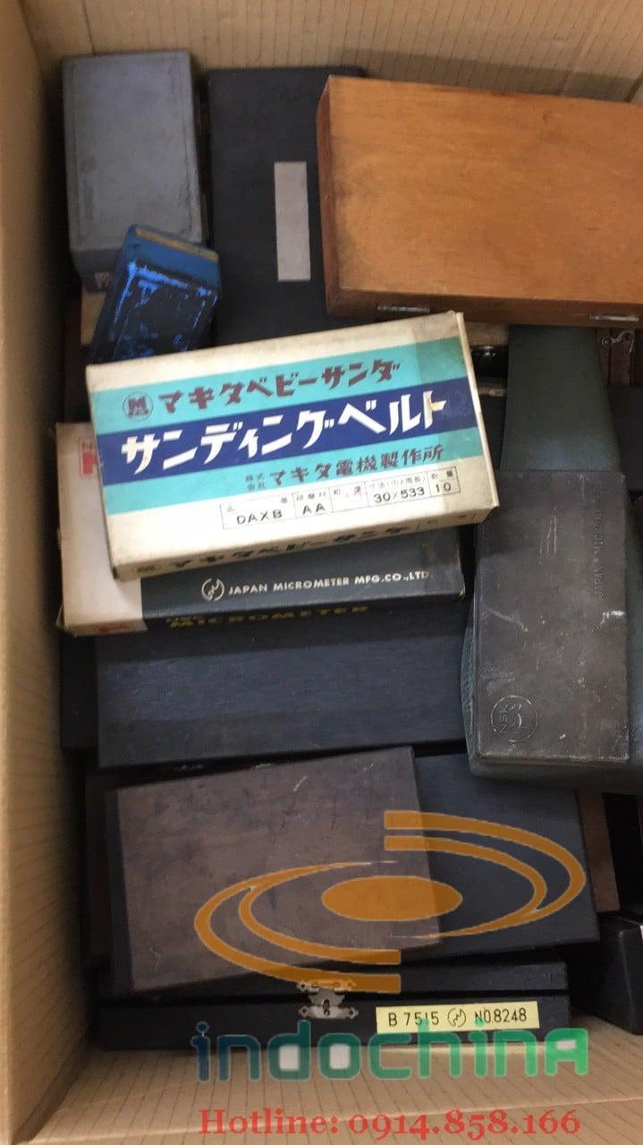 Vận chuyển thiết bị công nghiệp cũ từ Nhật Bản về Việt Nam giá rẻ
