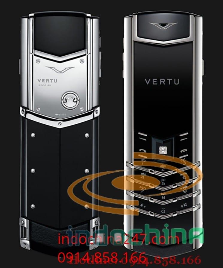 Order đặt mua điện thoại Vertu cũ mới chính hãng Nga