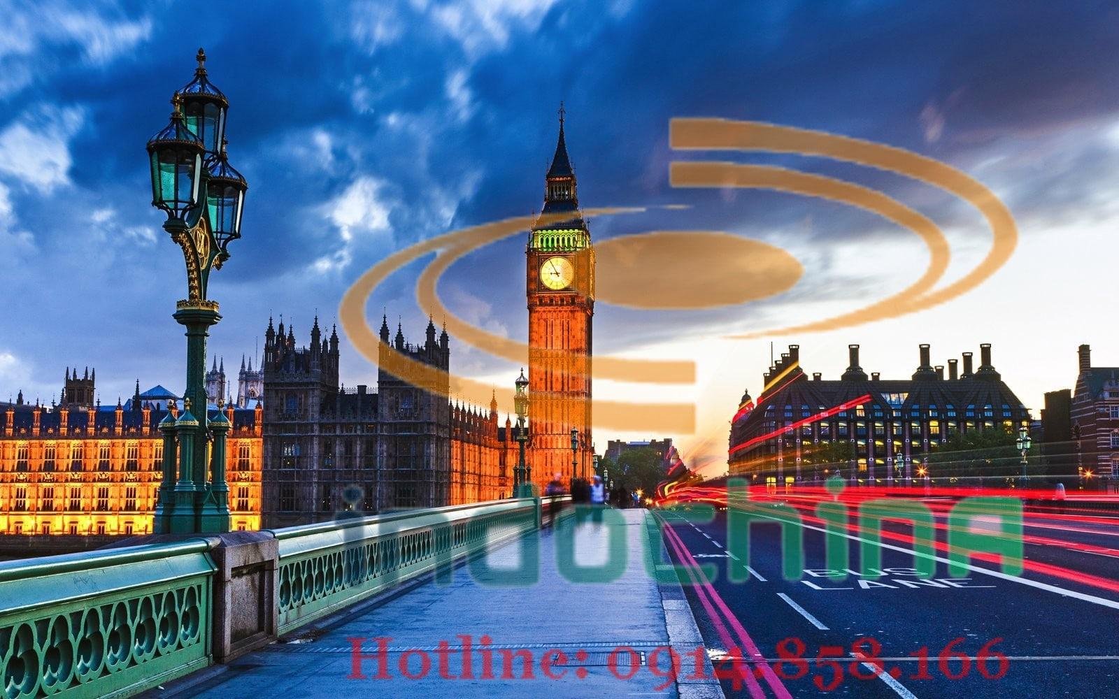 Dịch vụ vận chuyển ship hàng từ Anh về Việt Nam giá rẻ và chuyên nghiệp
