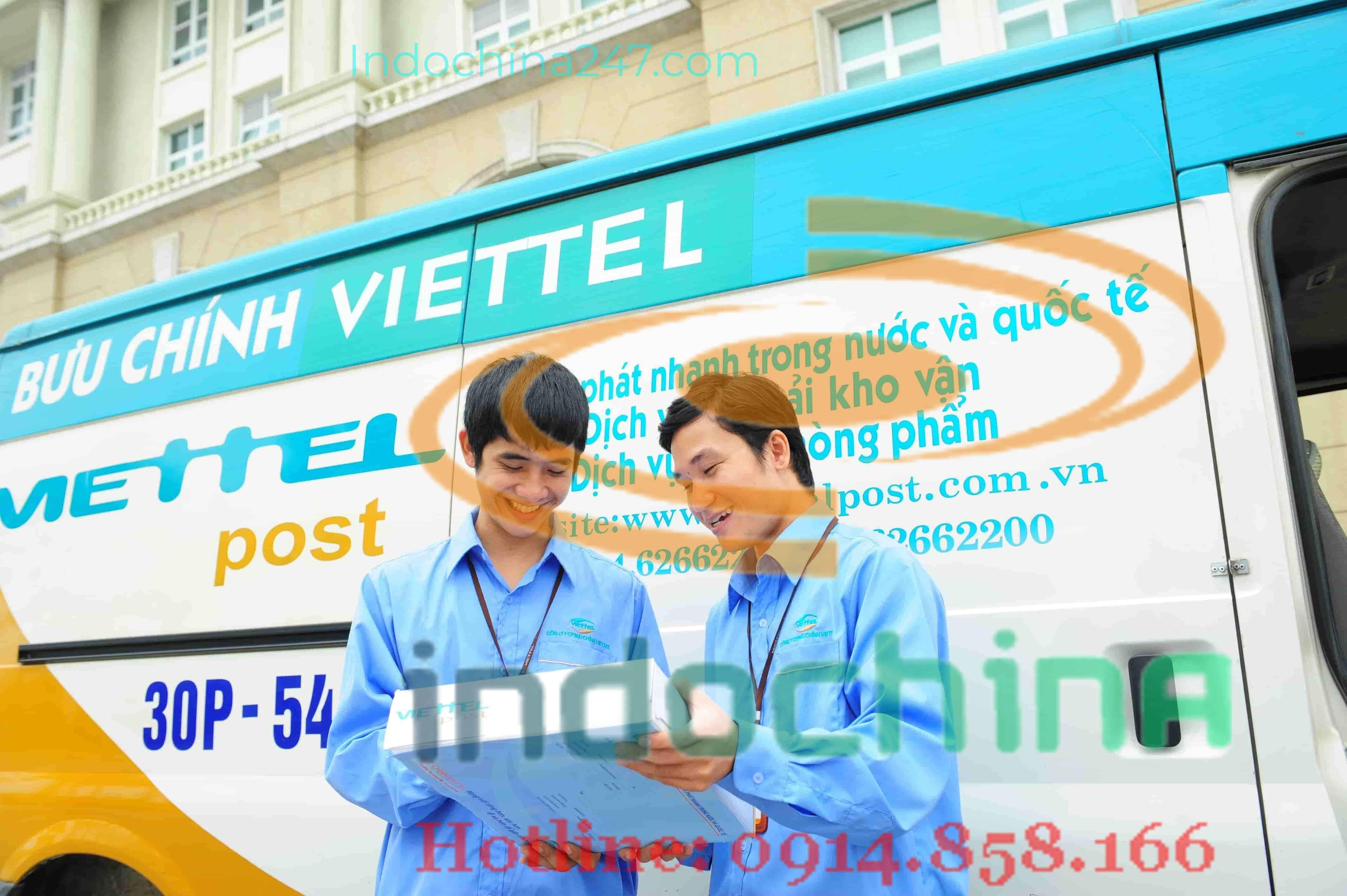 Chuyển phát nhanh Viettel Post đạt doanh thu