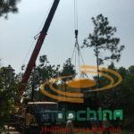 Vận chuyển hàng sang Lào
