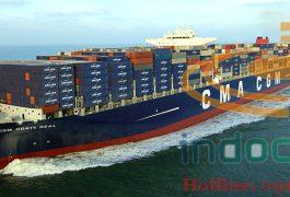 Dịch vụ gửi hàng đường biển sang Úc