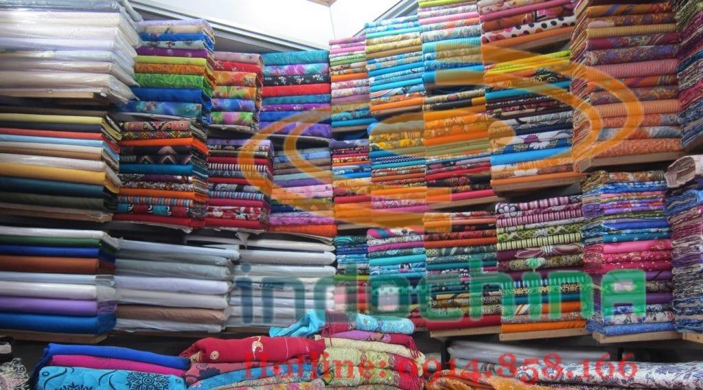 Dịch vụ chuyển vải sợi từ Trung Quốc về Việt Nam giá rẻ, nhanh chóng