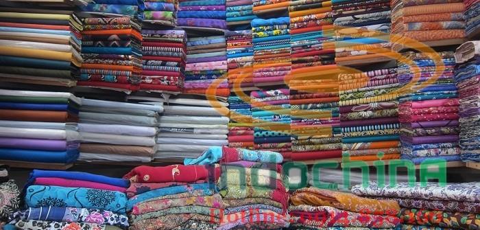 Kinh nghiệm vận chuyển vải từ Trung Quốc về Việt Nam