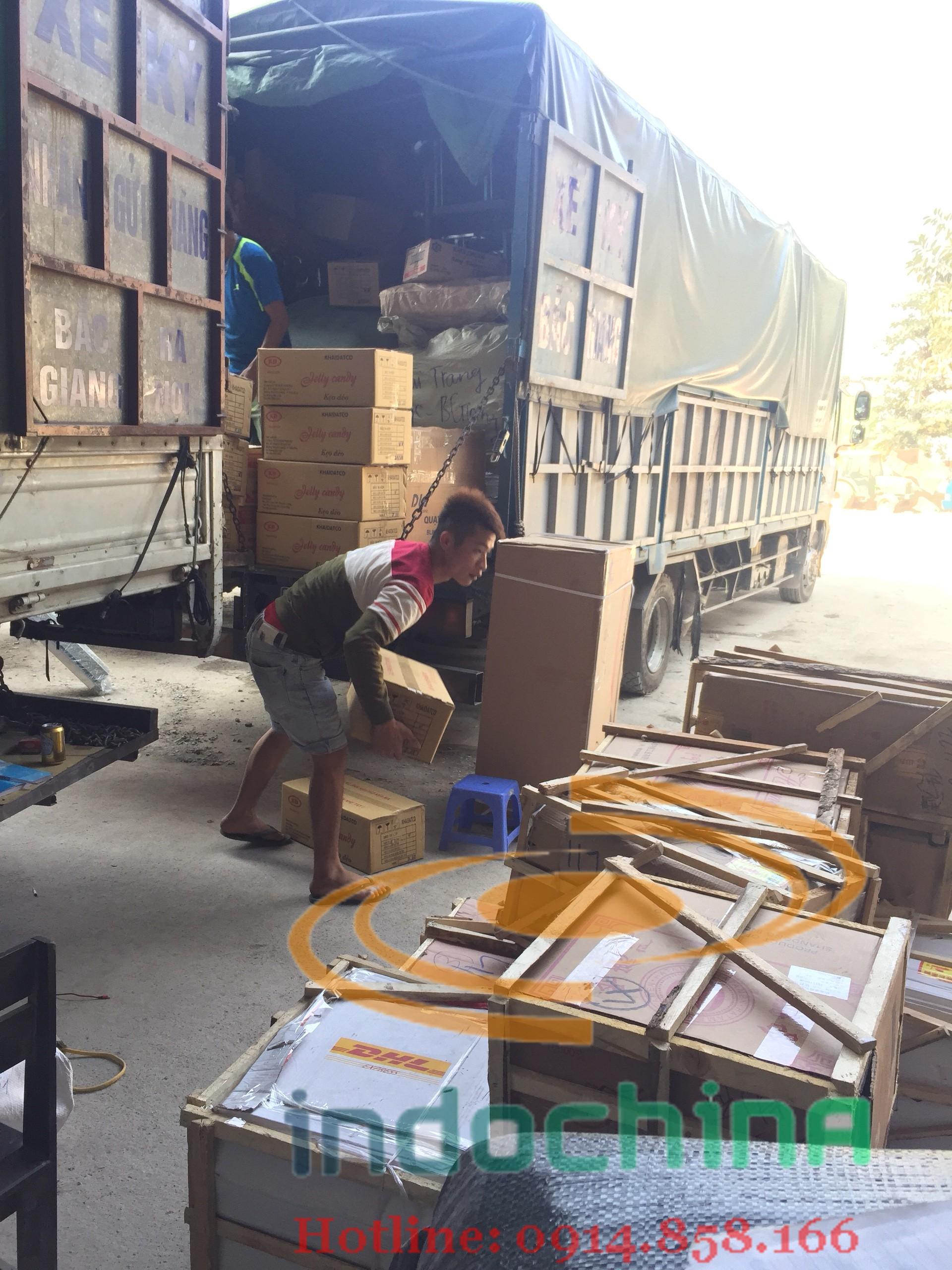 Dịch vụ vận chuyển hàng Trung Quôc chuyên nghiệp