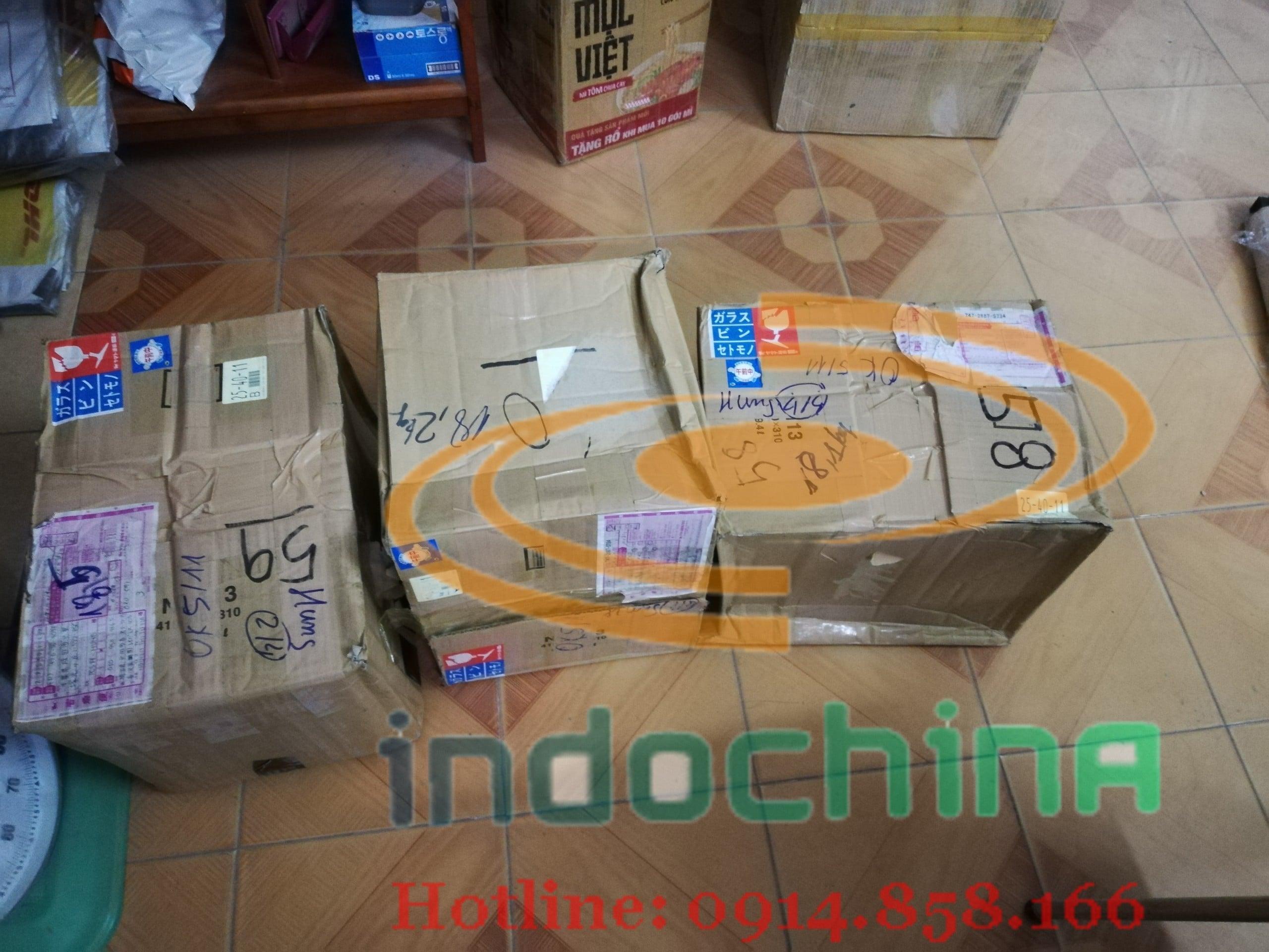 Dịch vụ chuyển hàng Hàn và Nhật giá rẻ
