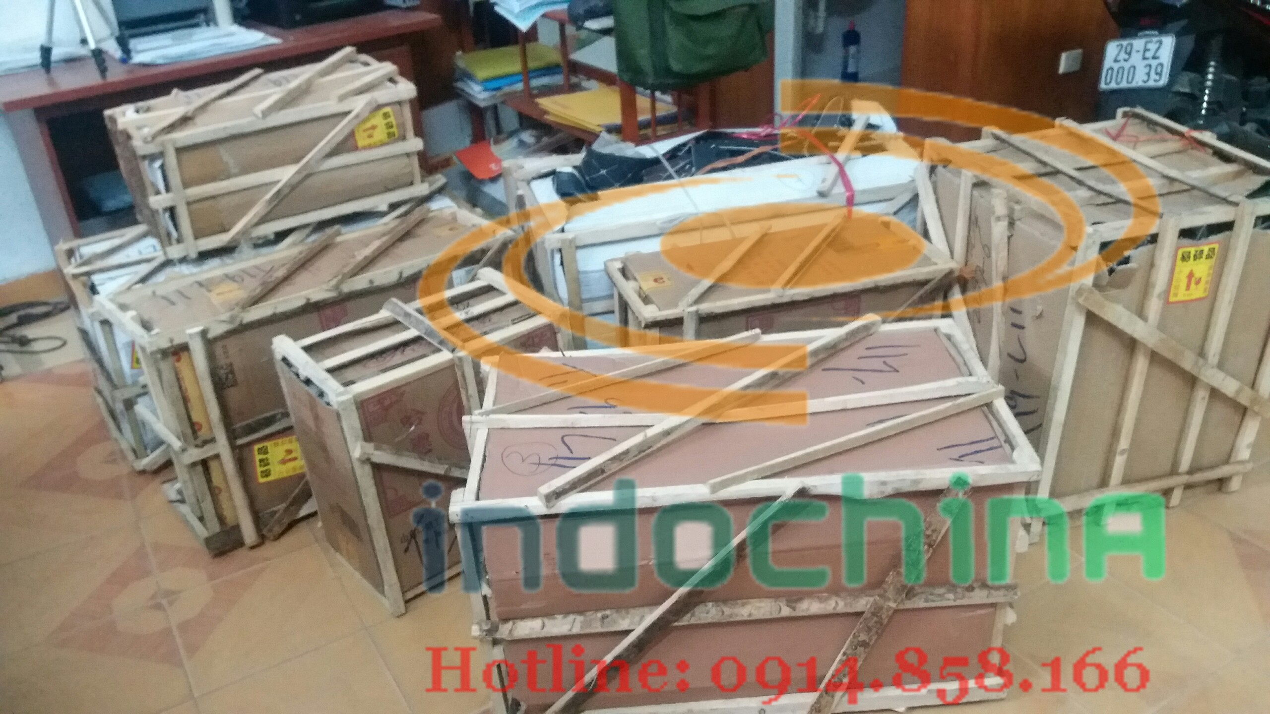 Dịch vụ chuyển hàng xách tay từ Icheon