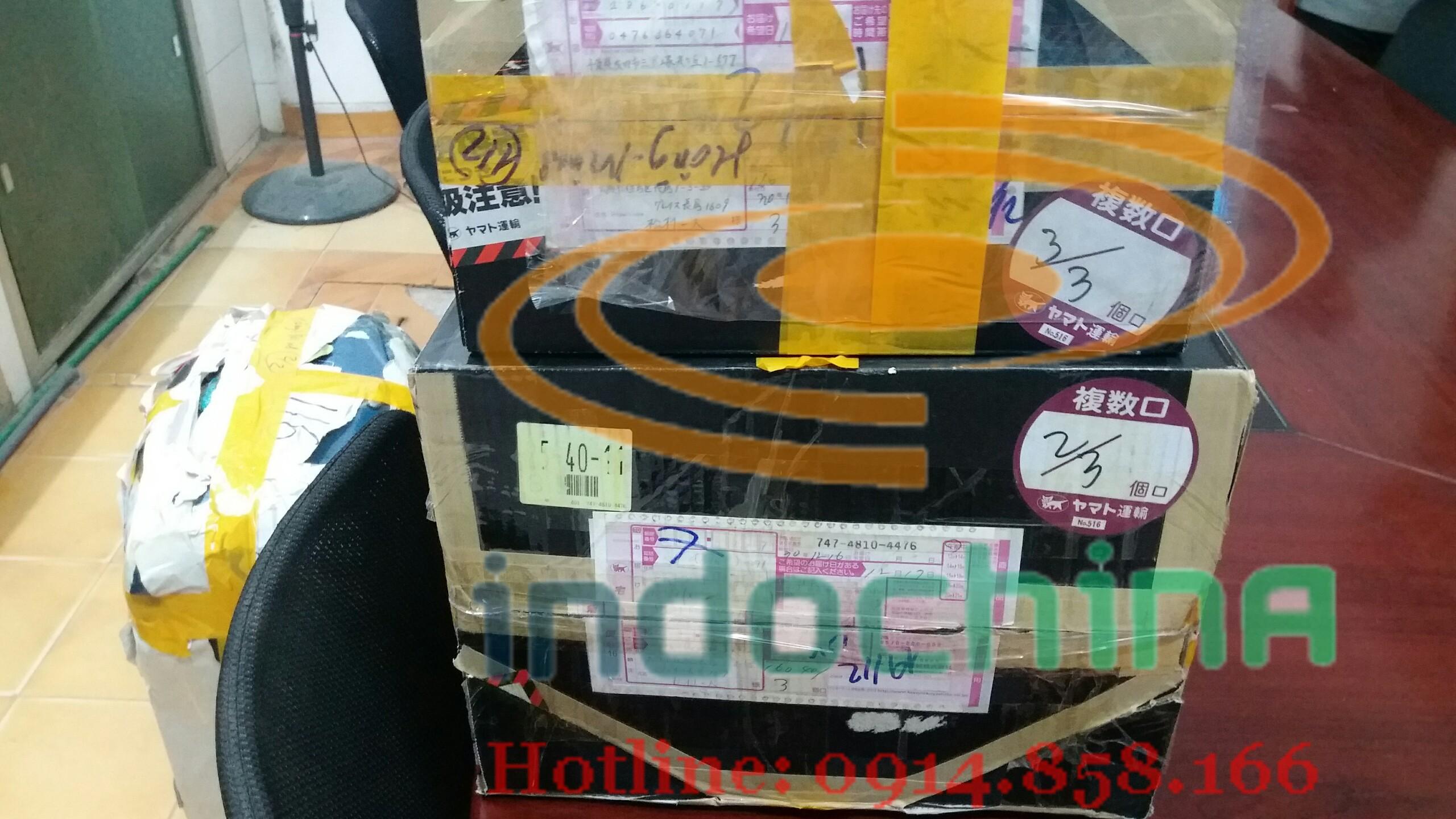 Hàng xách tay từ Nhật về Việt Nam