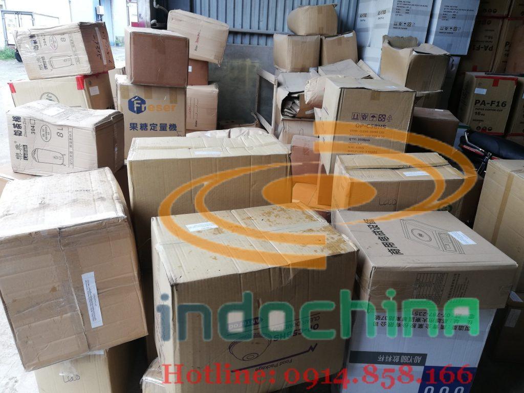 Dịch vụ vận chuyển hàng sang Lào