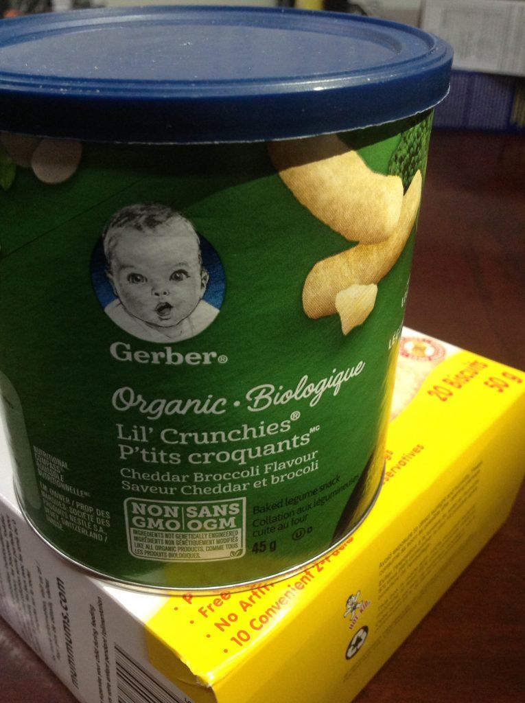 Một số hình ảnh hàng xách tay đồ mẹ và bé và đồ ăn dặm từ Canada và Mỹ