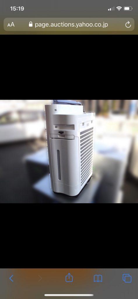 Vận chuyển máy lọc không khí từ Nhật