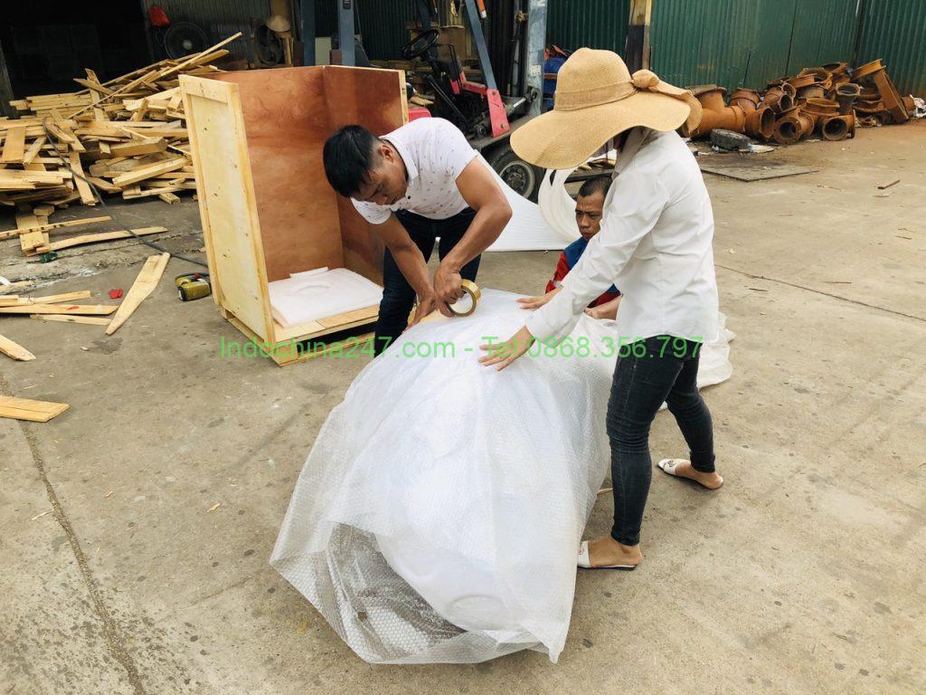 Dịch vụ chuyển phát nhanh Đà Nẵng đi Kampong Thom giá rẻ chất lượng