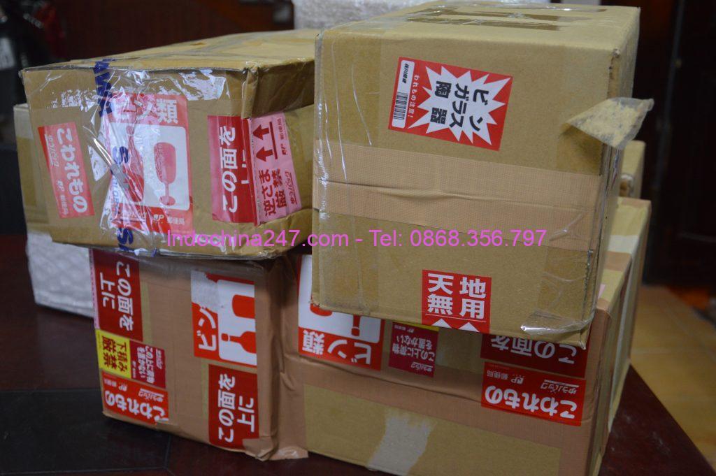 Chuyển phát nhanh DHL và TNT giá rẻ từ Nhật và Hàn về Việt Nam