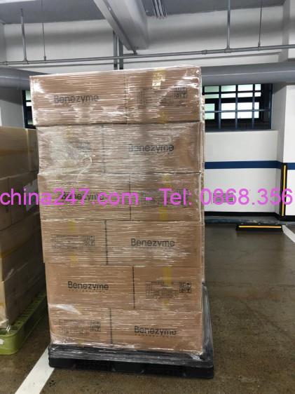 Vận chuyển đường biển hàng hóa nhập khẩu (LCL - FCL)