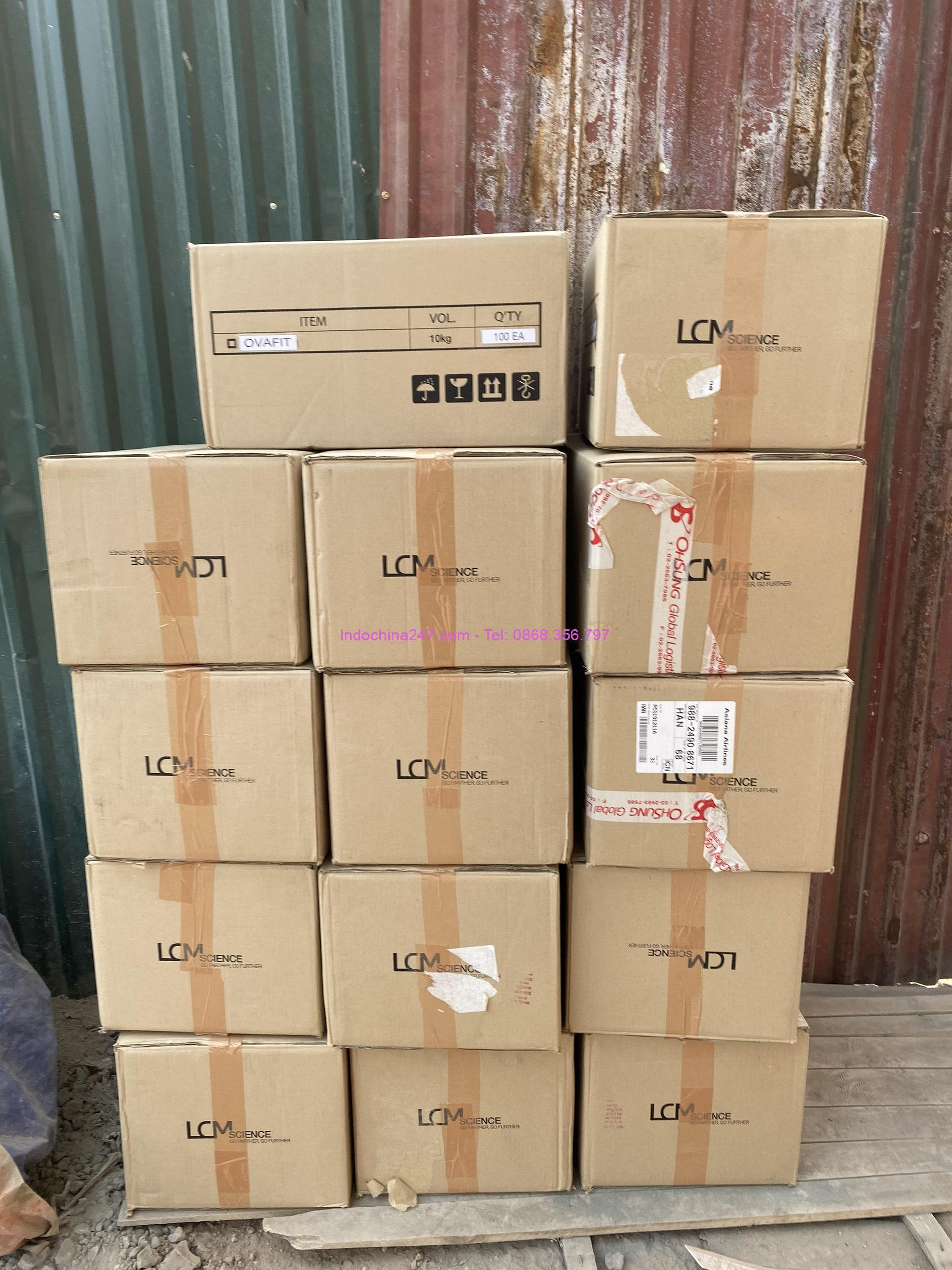 Vận chuyển hàng xách tay mỹ phẩm và thực phẩm chức năng từ Đức và Châu Âu