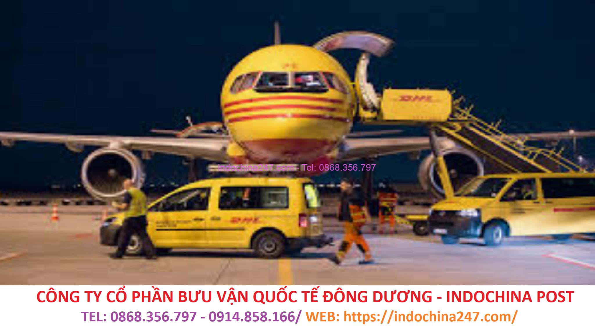Dịch vụ chuyển phát nhanh từ Hà Nội đi Mỹ